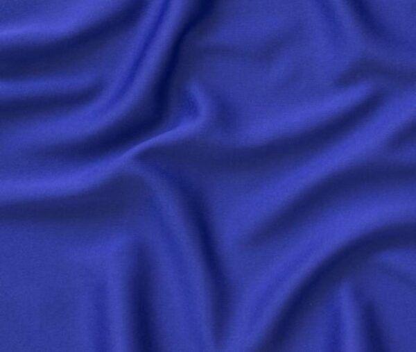 escuba creppe 3d azul rey